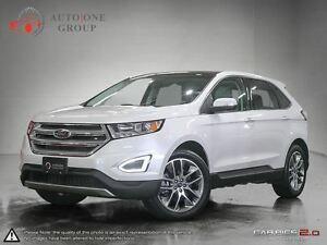 2015 Ford Edge TITANIUM | PANO ROOF | SONY SOUND