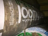 Earthwool loft insulation mixed sizes cheap delivery available