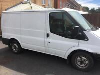 Ford transit euro 5 t280 breaking