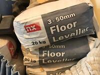 Self Levelling Cement x 11 bags