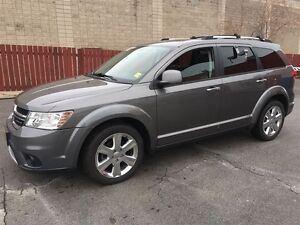 2012 Dodge Journey R/T, Automatic, Leather, Sunroof, AWD
