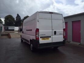 CITROEN RELAY 35 L3H2 HDI 2013RED LWB FOR SALE