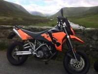 ktm supermoto | motorbikes & scooters for sale - gumtree