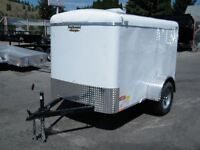 2016 CONTINENTAL CARGO 5x8 Tailwind