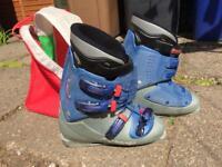 Nordica Vertech 65, pair of ski boots. EU men size 43