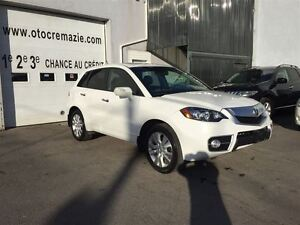 2012 Acura RDX - AWD - CUIR - TOIT - TOUT EQUIPE - IMPECCABLE -