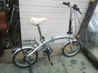 Bike foldaway