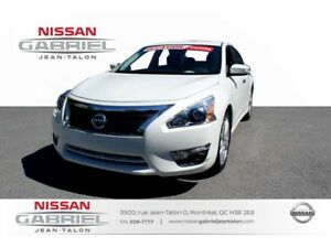 2013 Nissan Altima 3.5SL CAMERA+TOIT tres bas km /vrai aubaine