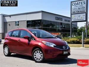 2016 Nissan Versa Note SV ~ Great Value ~ Sips Fuel ~