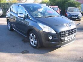 PEUGEOT 3008 1.6 THP Exclusive (grey) 2011