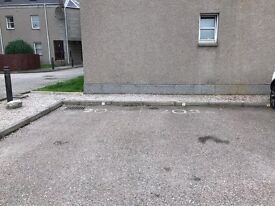 Private Car Parking Space For Rent Near Aberdeen City Centre