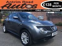 2011 NISSAN JUKE 1.5 DCI ACENTA SPORT DCI ** FINANCE AVAILABLE WITH NO DEPOSIT NEEDED