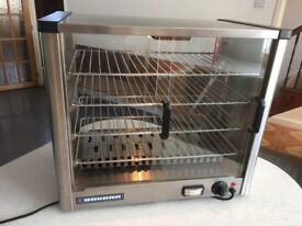 BAKBAR HOT FOOD WARMING AND HOLDING CABINET, PIE CABINET