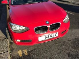 BMW Series 1 116d Business Edition (Efficient Dynamics) Sports