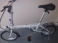 bike . Dahon pop . foldup. 16 inch wheels