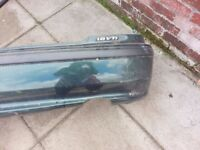 HONDA CIVIC 1.8 MB6 VTI REAR BUMPER IN GREEN