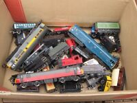 Hornby Model Railway trains for sale.