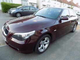 BMW 520D. Good Runner and in Excellent condition. New BMW Clutch and Flywheel cost over £1000.