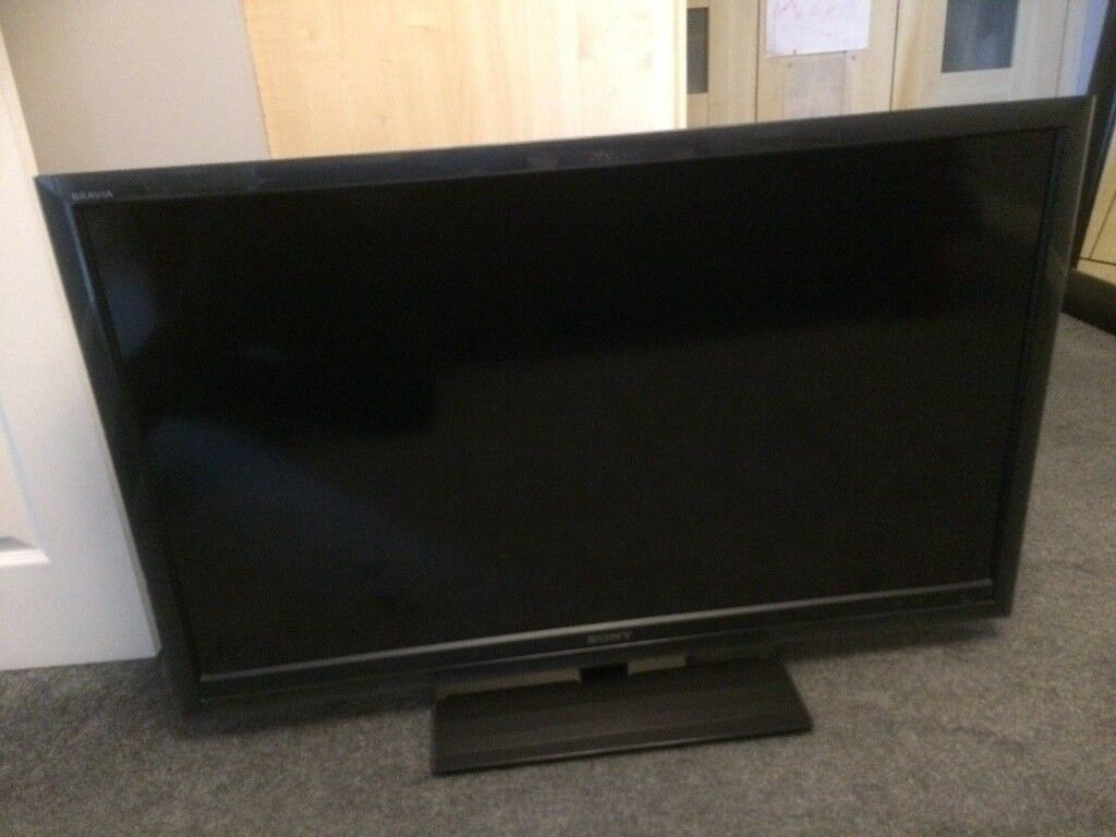Sony BRAVIA 46 inch Full 1080p HD LCD TV ★ Stand & Remote ★ Excellent  condition ★ 4 HDMI ★ Delivery | in Chelmsford, Essex | Gumtree