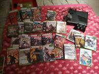 Bargain! Xbox 360 with games