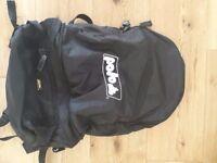 Motorbike backpack