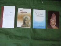 4 Buddhist Texts: Please See Individual Prices