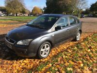 2006 Ford Focus TITANIUM 1.6 Petrol, Manual, NEW MOT, FREE DELIVERY