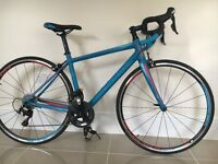 CUBE AXIAL WLS PRO LADIES ROAD BIKE - Ridden only once! 50cm