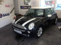 05 MINI ONE 1.6 FULL MOT CHEAP INSURANCE LEATHER TRIM £1695