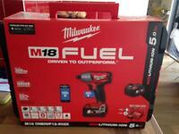 Milwaukee one key fuel brushless