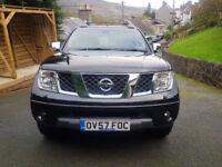 2007 Nissan Navara 2.5 dCi Aventura