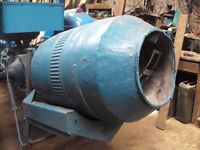 Cement Mixer To suit tractors 3.linkage suitable for all your building jobs, small or large.