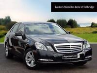 Mercedes-Benz E Class E220 CDI BLUEEFFICIENCY S/S SE (black) 2013-03-30