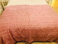 John Lewis Bedspread / Throw