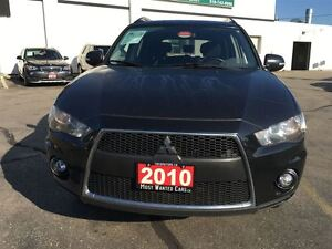 2010 Mitsubishi Outlander LS 3.0L V6 4X4 | 4WD | NO ACCIDENTS Kitchener / Waterloo Kitchener Area image 9