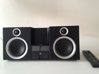 Stereo Sound System for iPod and iPhone