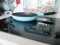Le Creseut Blue Frying Pan