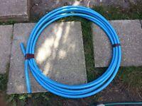 11m x 20mm MDPE underground water pipe