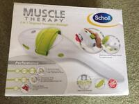 Muscle therapy massager