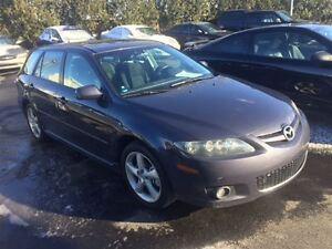 2007 Mazda MAZDA6 FINANCEMENT MAISON DISPONIBLE