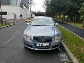 Audi a8 4.2 tdi full loaded,service history, a year MOT,for any reason call on 07597422999