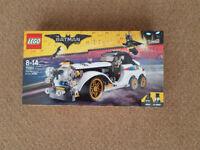 Lego 70911 The Batman Movie The Penguin Arctic Roller - Brand New