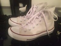 UNISEX CONVERSE TRAINERS HIGH TOPS SIZE 4