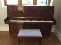 For Sale Reid Sohn Upright Piano. Used. In very good condition.