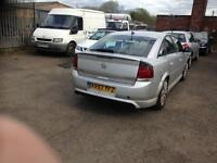 Vauxhall Vectra 1.9 turbo diesel new shape