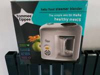 Tommee tippee - baby food steamer and blender
