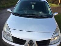 Renault grand scenic 1.6 7 seater spares or repair