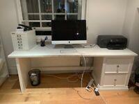 Bespoke wooden desk