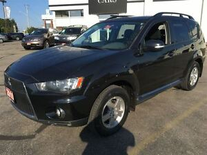 2010 Mitsubishi Outlander LS 3.0L V6 4X4 | 4WD | NO ACCIDENTS Kitchener / Waterloo Kitchener Area image 10