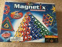 Magnetix building set age 6+